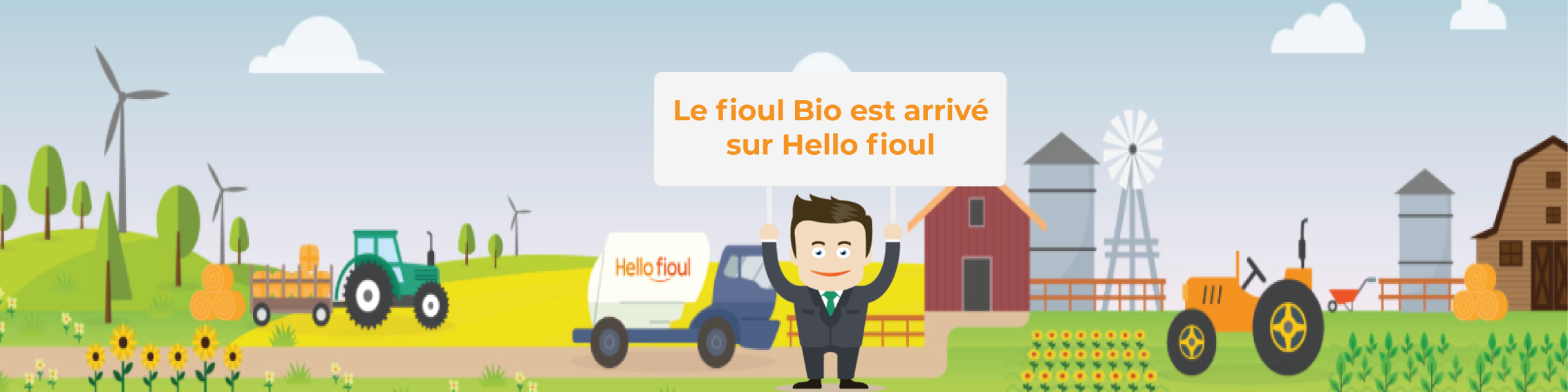 Du biofioul en vente disponible en France
